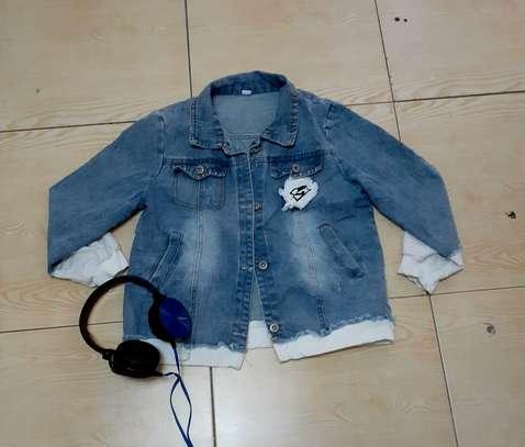 Denim jackets image 1