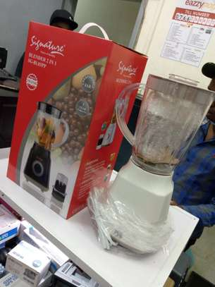 Signature 2 in 1 Tabletop Signature Blender
