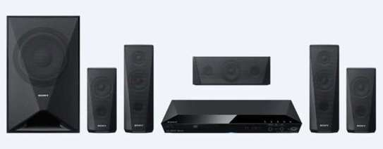 DVD350 Home Cinema System with Bluetooth