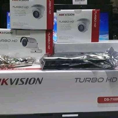 Cctv Cameras Hikvision image 1