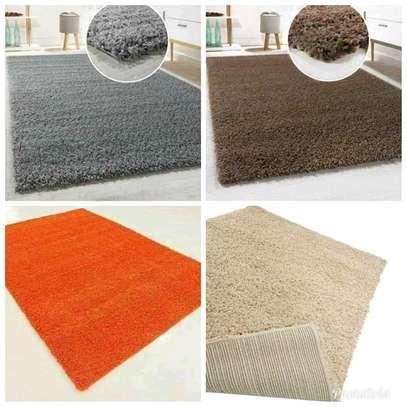Shaggy Carpets (Plain Color) image 7