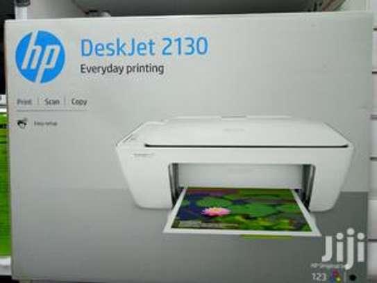 HP Deskjet 2130 All In One Printer image 1