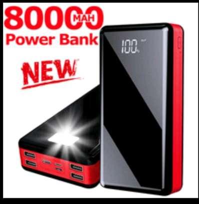 Wireless power bank 80000+ image 1