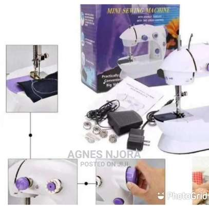 Mini Sewing Machine image 1