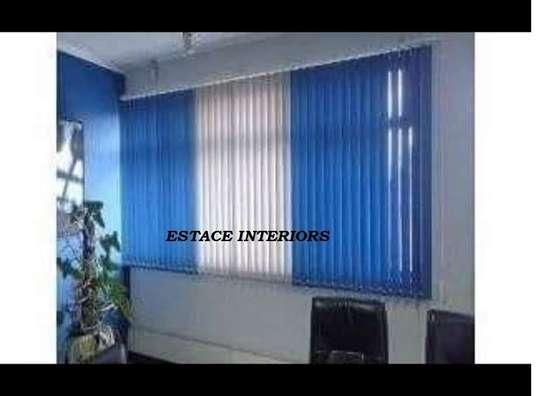OFFICE BLINDS / VERTICAL BLINDS image 9
