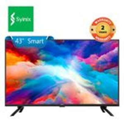"""Syinix 43"""" Inches Full HD Smart Android TV A20 Series 2Yrs Warranty image 1"""