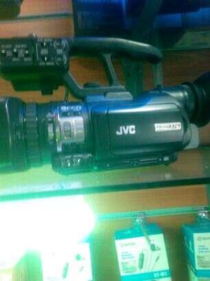 JVC video camera image 2