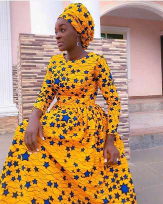 Ankara dresses available at affordable price image 2
