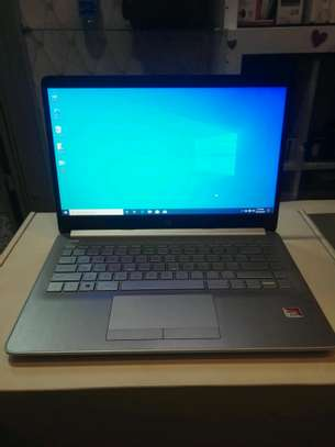 Hp 14 Notebook PC AMD A4 WITH RADEON R3 GRAPHICS image 1