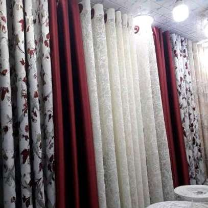 Turkish material curtains image 1