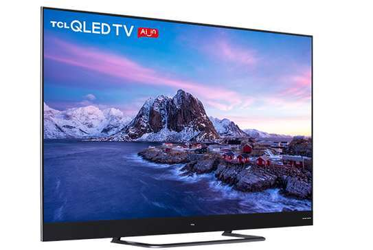 TCL c715-55 Inches QLED Smart Android TV image 1