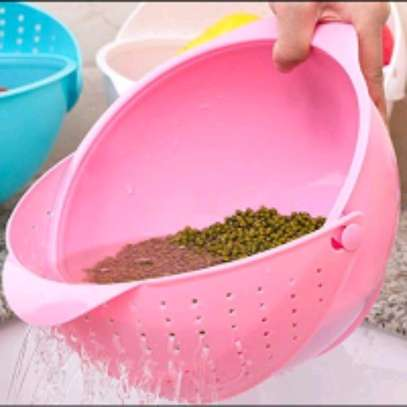 rice cleaner fancy pink big image 1