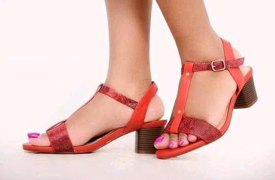 1inch ladies heels image 3