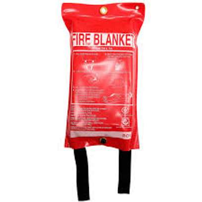 Booth Fire Protection Fire Blanket
