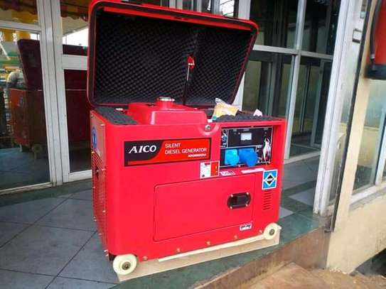Power back up generator