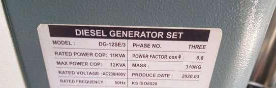 Generator 12kva pyramid brand image 3