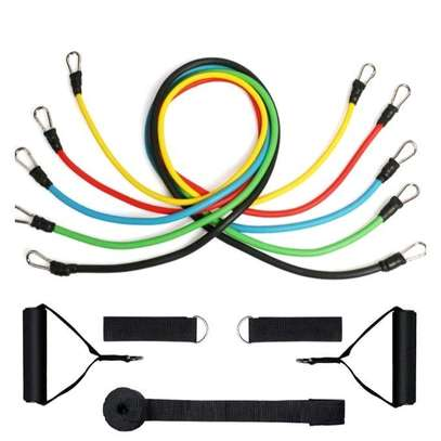 11 in 1 resistance bands image 2