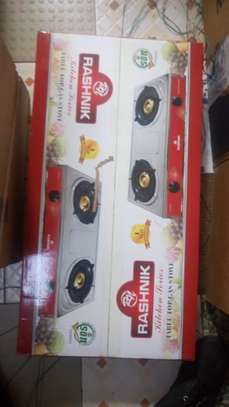 electric two burner