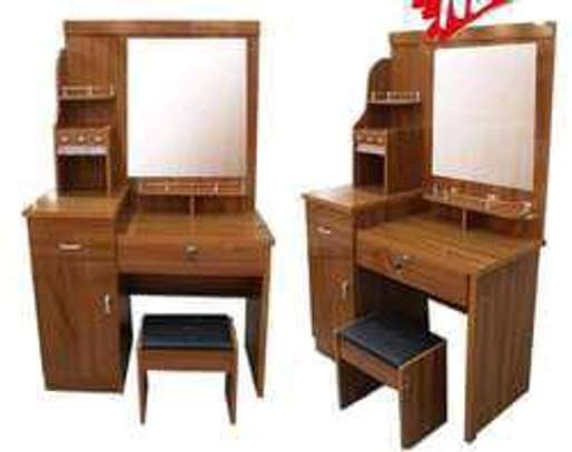 Dual-use dressing table for sale with pullout drawers image 1