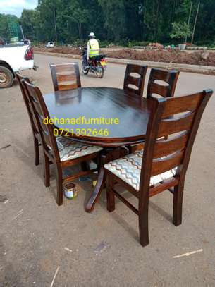 Dining set for 6-seater
