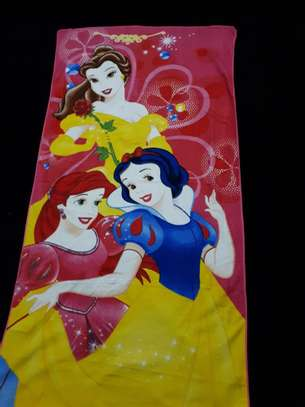 Cartoon towels image 8