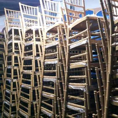 Locally made Chiavari chairs for sale only. image 1