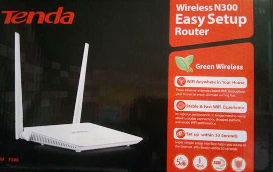 Tender N300 wifi router