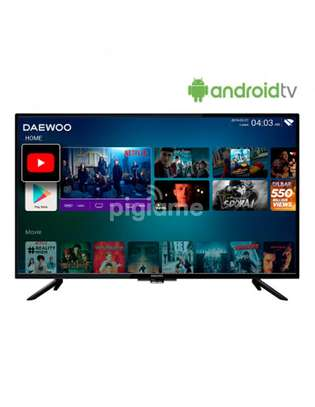 Syinix 43 inches Android Smart Digital TVs image 1