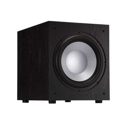 JAMO J12 Front-Firing 12-Inch Powered Subwoofer