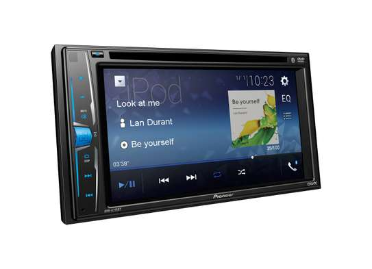 Pioneer Car Stereo AVH-A215BT With Bluetooth, USB,DVD Player . image 1