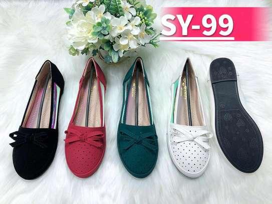 Fancy lady flat shoes image 4