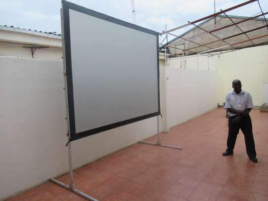 Rear Projection Screen image 3