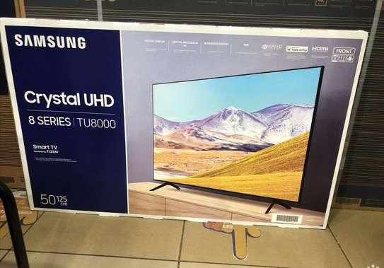 50 Inch SAMSUNG 4K SMART Crystal UHD TV image 1