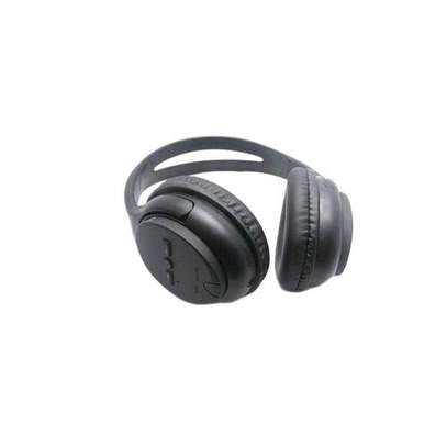 Wireless Stereo Headphones - Black image 2