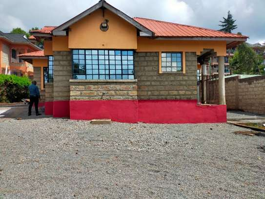 4 bedroom house for rent in Kikuyu Town image 1