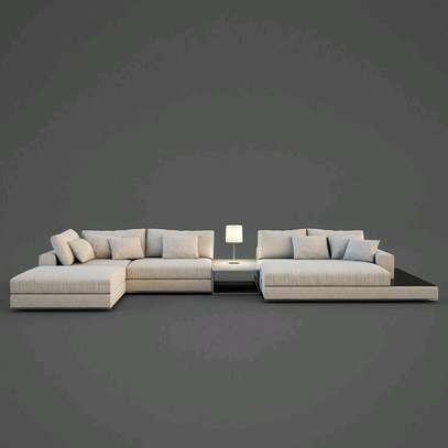 L_shape sofa image 2