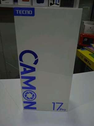 Tecno Camon 17 Pro 256gb, 8gb ram, 64mp back 48mp front camera image 1