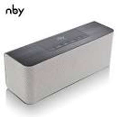 NBY Portable bluetooth speaker image 1