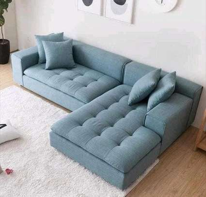 Stylish Contemporary Quality L-Shaped Sectional Sofa image 1