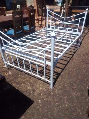 4*6 Metal bed