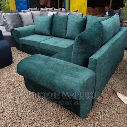 Modern L Seater Sofa image 1