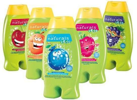 Avon Avon Naturals Kids Body Wash & Bubble Bath