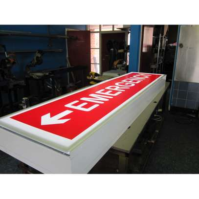 Signage, 3D Signs & Light Boxes