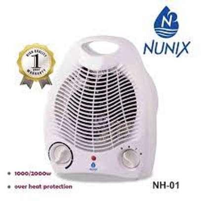 Nunix Hot/ Warm/ Normal Electric Room Heater image 1