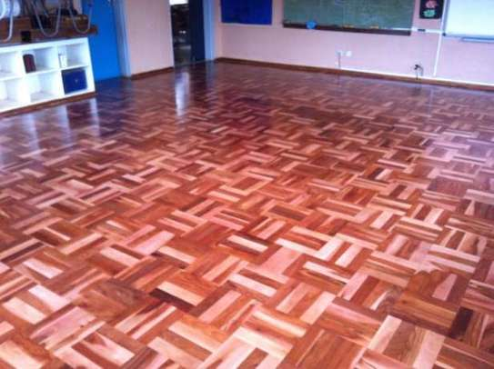 Wooden Floor Maintenance image 3