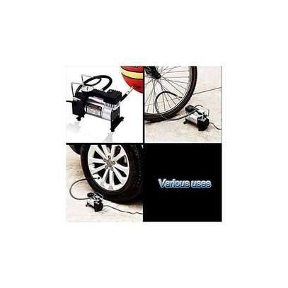 Tyre inflator air compressor air pump for SUV truck off road vehicle image 2