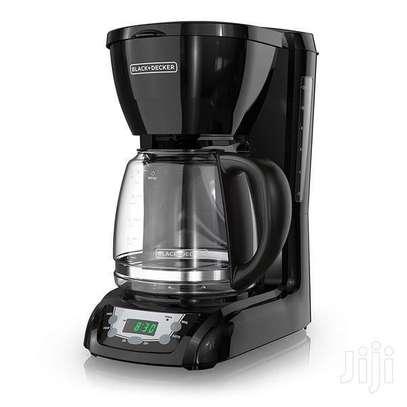 1.2l Cofee Maker Machine image 1
