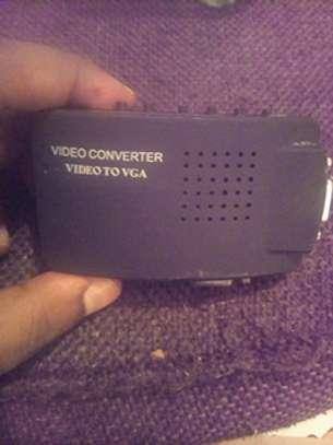VIDEO CONVERTER AV TO VGA image 2