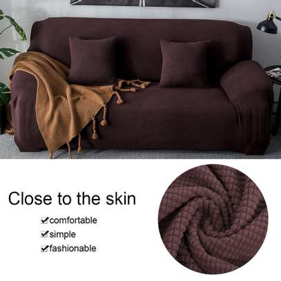 Stretchable Sofa Seat Cover 5 Seater(3,1,1) image 3