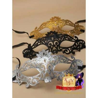 Posh Masquerade Masks image 4